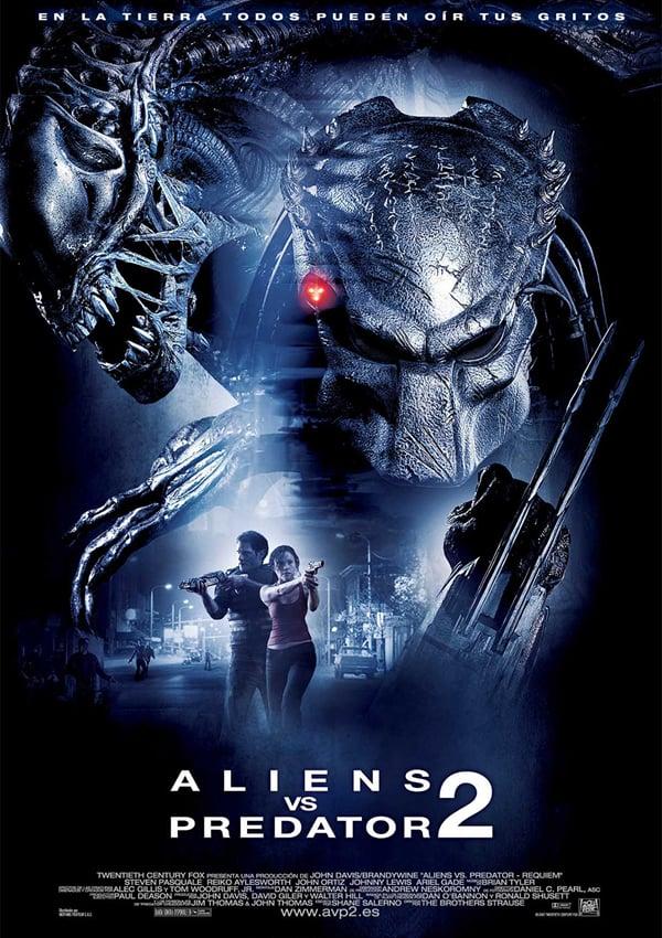 Alien Vs Predator 2 Película 2007 Sensacine Com