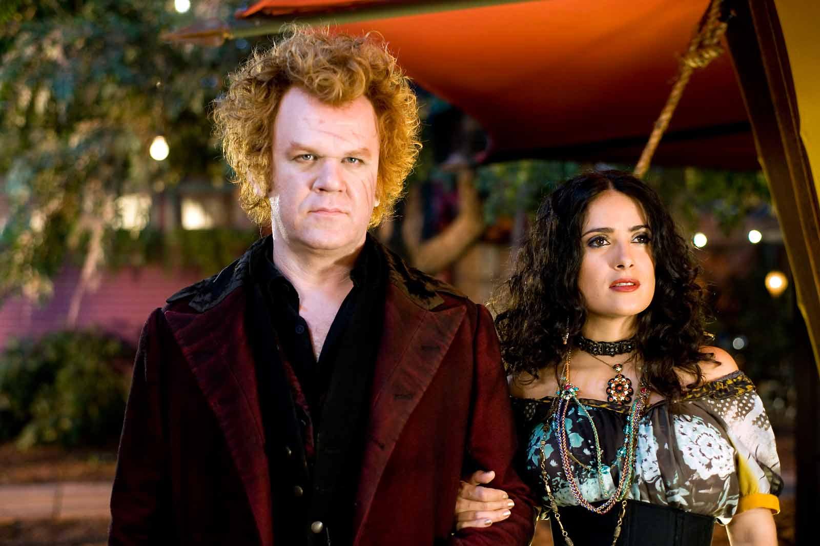 Actores de El circo de los extraños