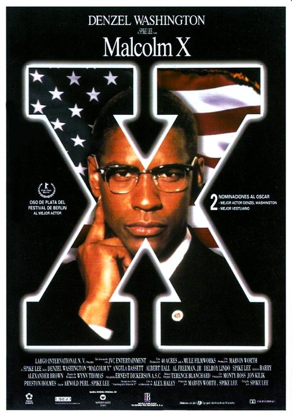Malcolm X - Película 1992 - SensaCine.com