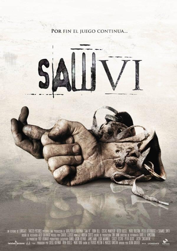 Saw Vi Pelicula 2009 Sensacine Com