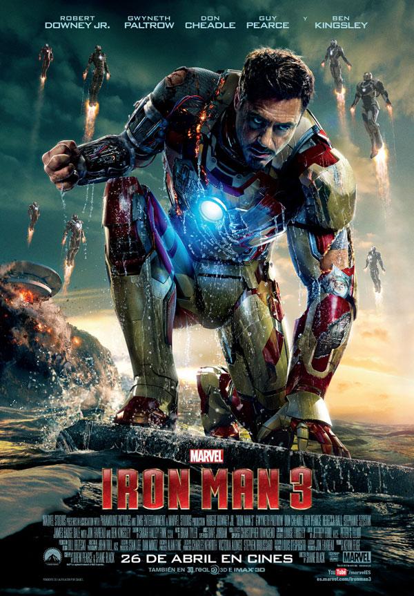 Iron Man 3 Pelicula 2013 Sensacine Com