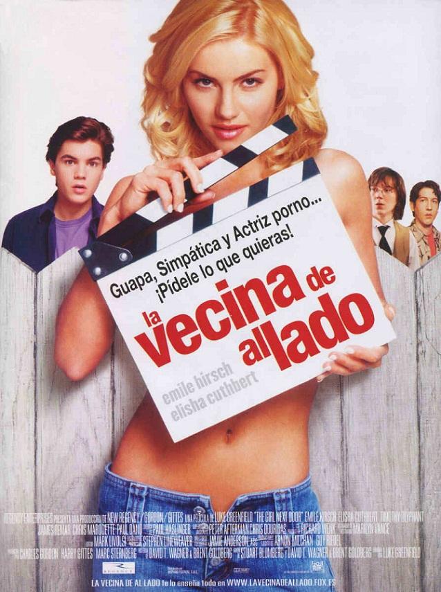 Pelicula porno sinopsis filmando pelicula porno La Vecina De Al Lado Pelicula 2004 Sensacine Com