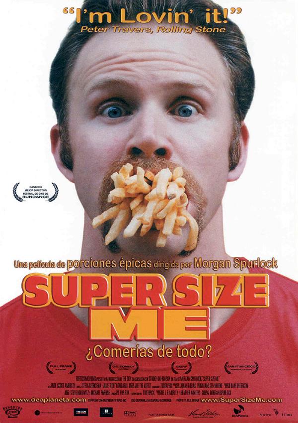 Super Size Me Película 2004 Sensacine Com