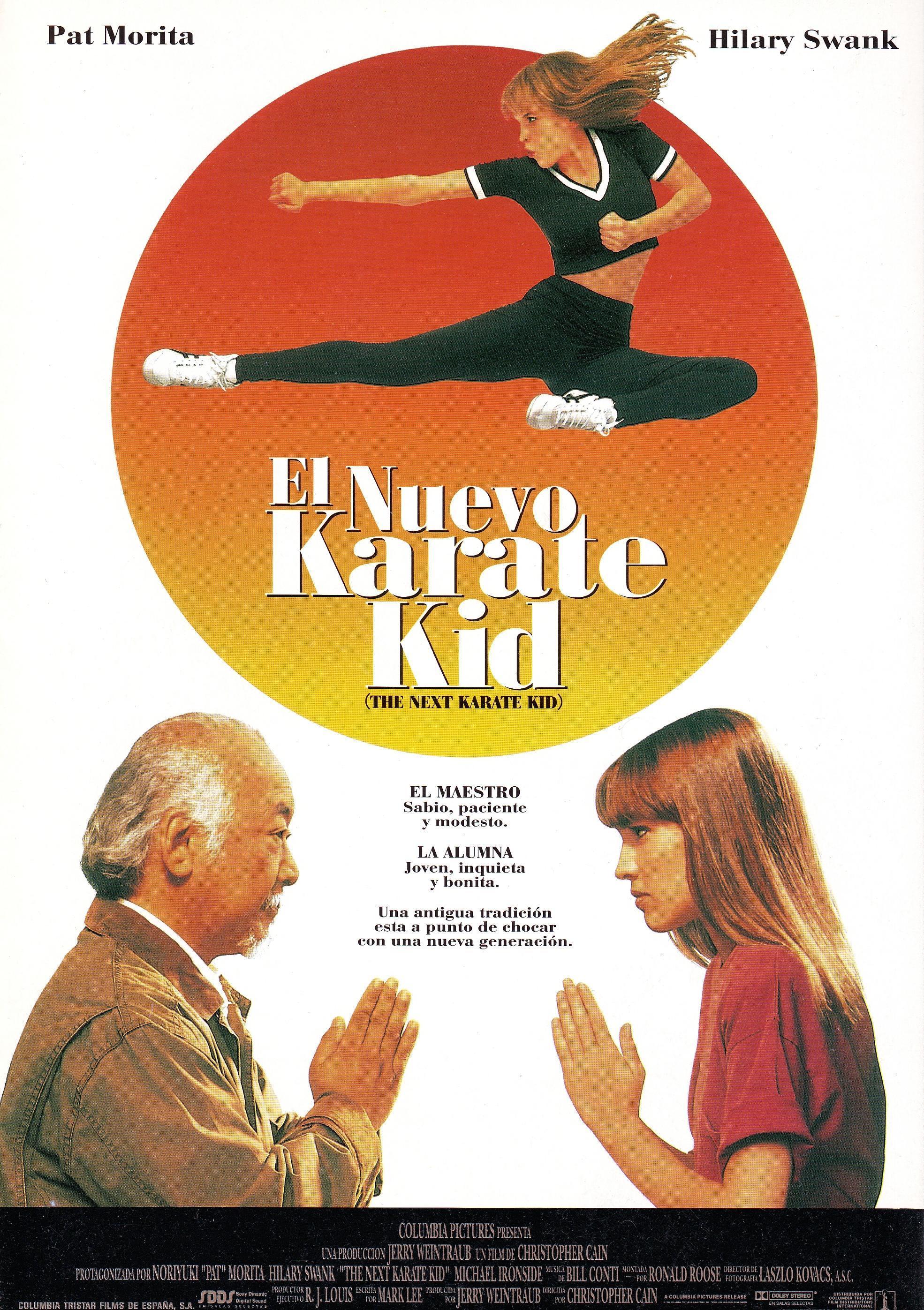 El Nuevo Karate Kid Película 1993 Sensacine Com