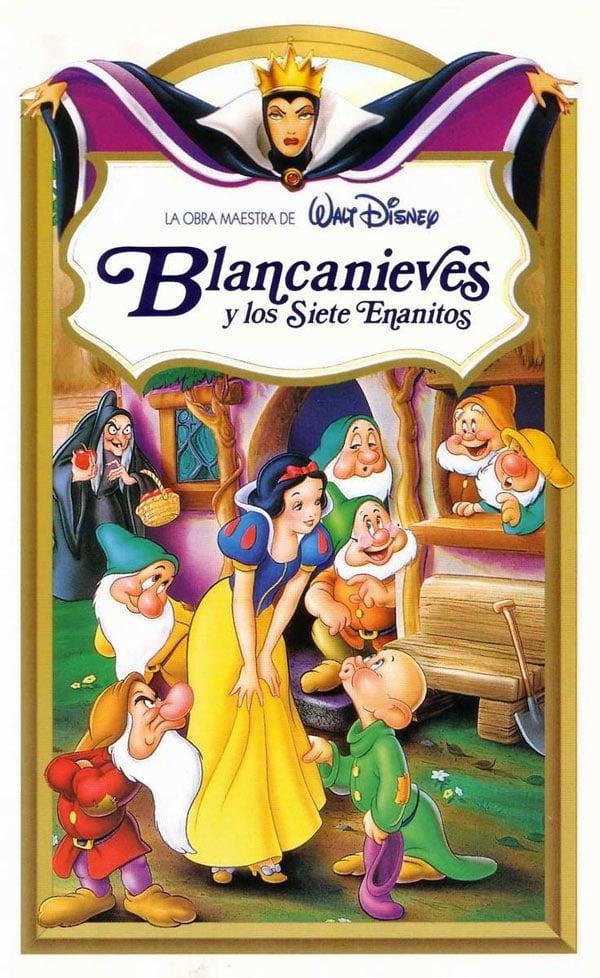 Blancanieves Y Los 7 Enanitos Película 1937 Sensacine Com