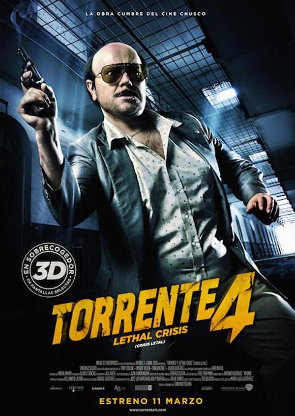 Torrente 4 Lethal Crisis Pelicula 2011 Sensacine Com