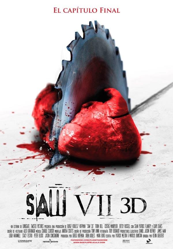 Saw Vii 3d Pelicula 2010 Sensacine Com