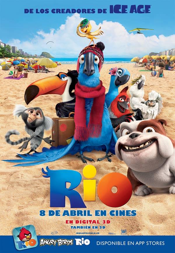 Rio Pelicula 2011 Sensacine Com