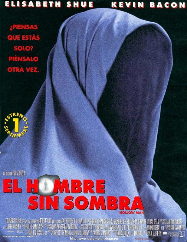 El Hombre Sin Sombra Pelicula 2000 Sensacine Com