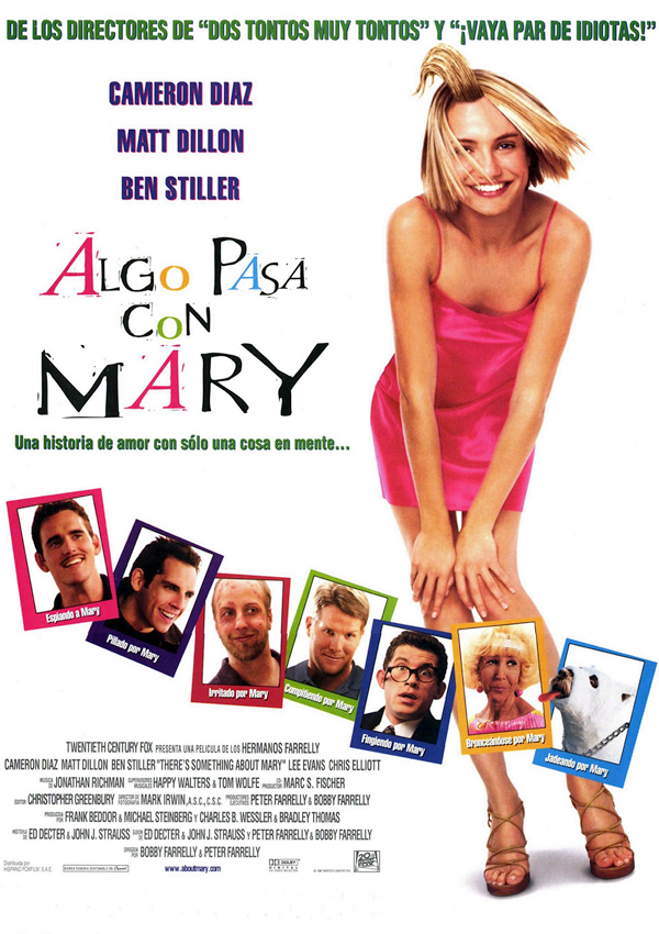 Pelicula porno algo pasa con mary Noticias Sobre Algo Pasa Con Mary Sensacine Com