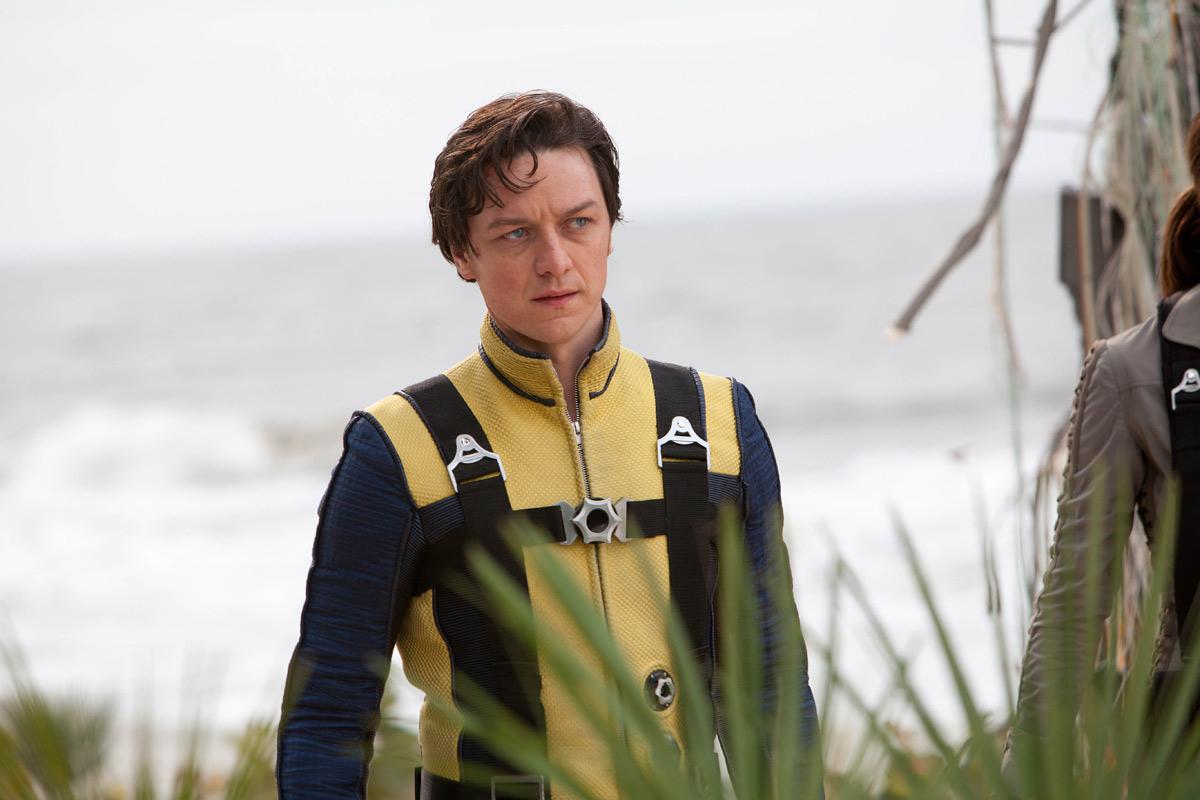 James McAvoy  Profesor X UCM Marvel X-Men