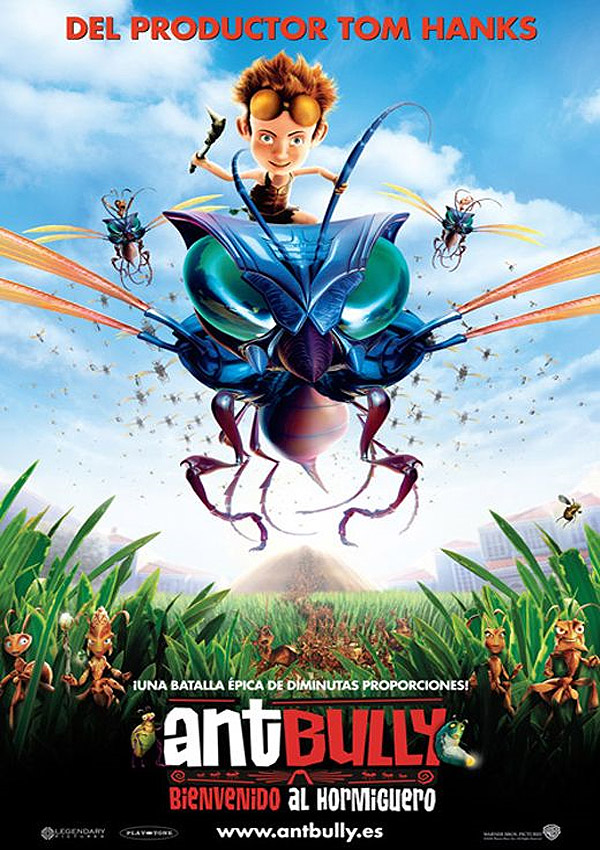Resultado de imagen de ant bully pelicula