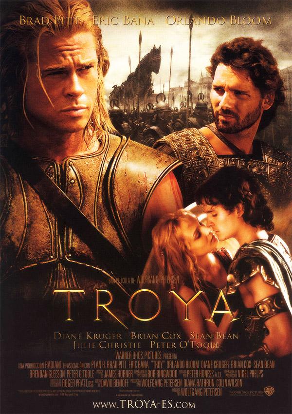 Troya Película 2004 Sensacine Com