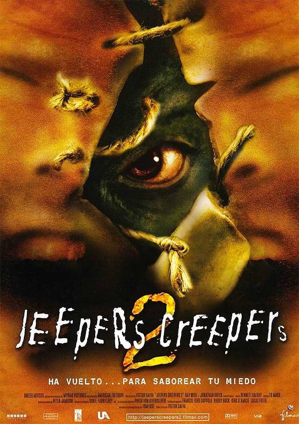 Jeepers Creepers 2 Pelicula 2003 Sensacine Com