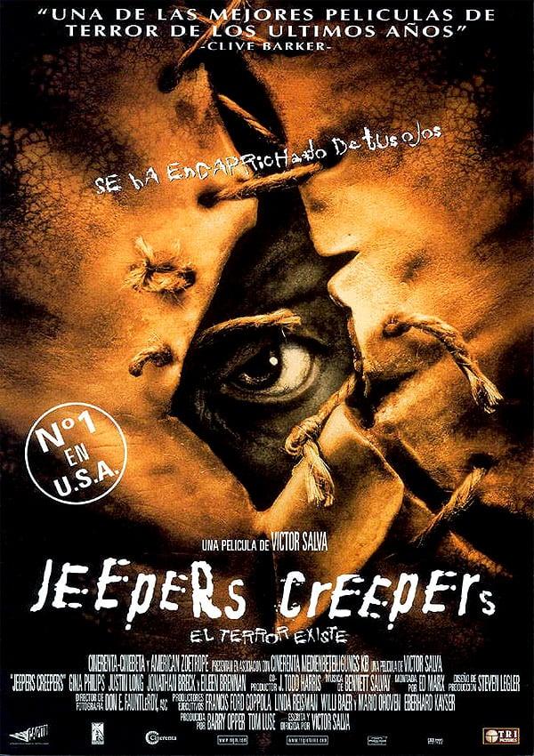 Jeepers Creepers Pelicula 2001 Sensacine Com