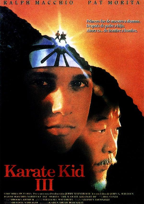Karate Kid Iii El Desafío Final Película 1989 Sensacine Com