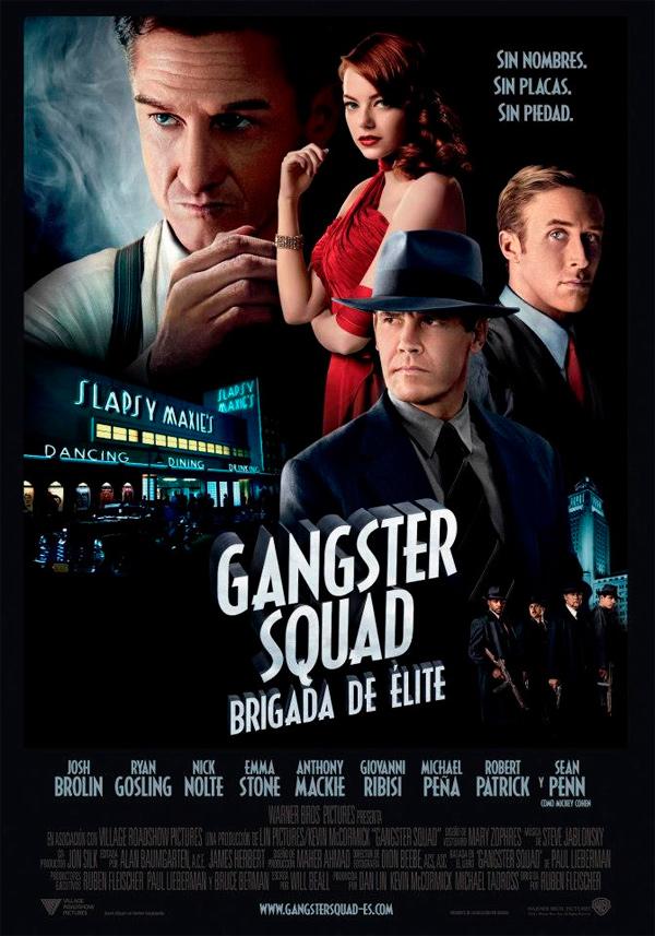 Gangster Squad Brigada De Elite Pelicula 2012 Sensacine Com