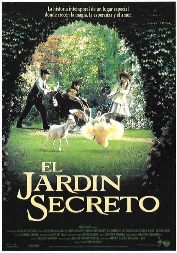 El Jardin Secreto Pelicula 1993 Sensacine Com