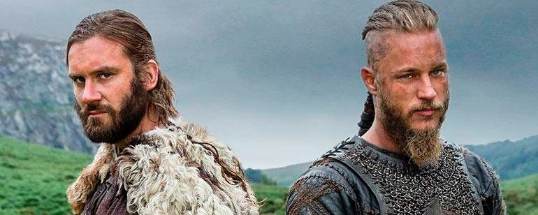 Resultado de imagen para vikingos serie