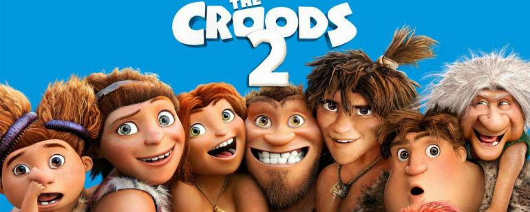 Los Croods 2': DreamWorks Animation cancela la película de animación - Noticias de cine - SensaCine.com