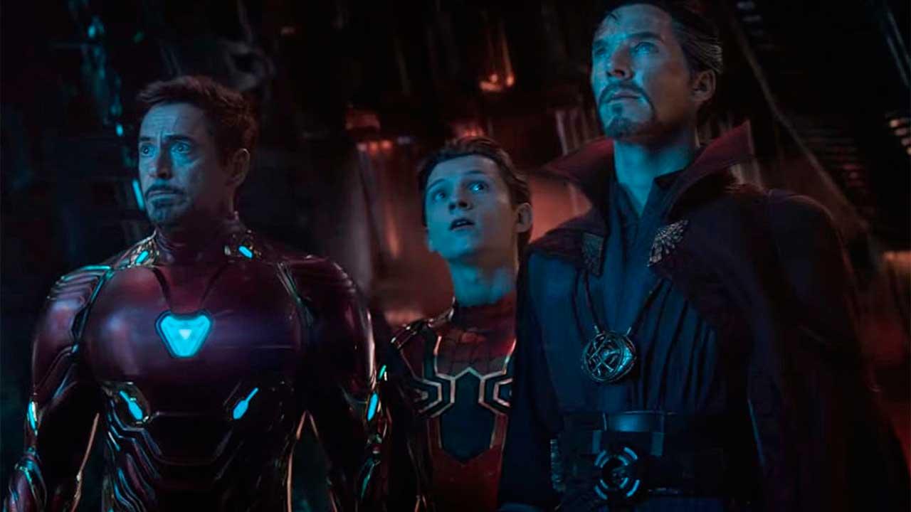 Tom Holland Spider-Man 2 Doctor Strange UCM Marvel