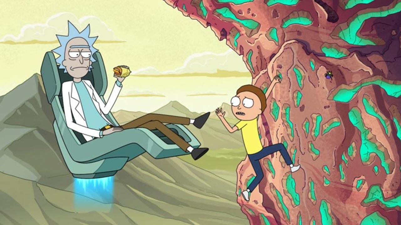 ¿De qué va Rick y Morty?