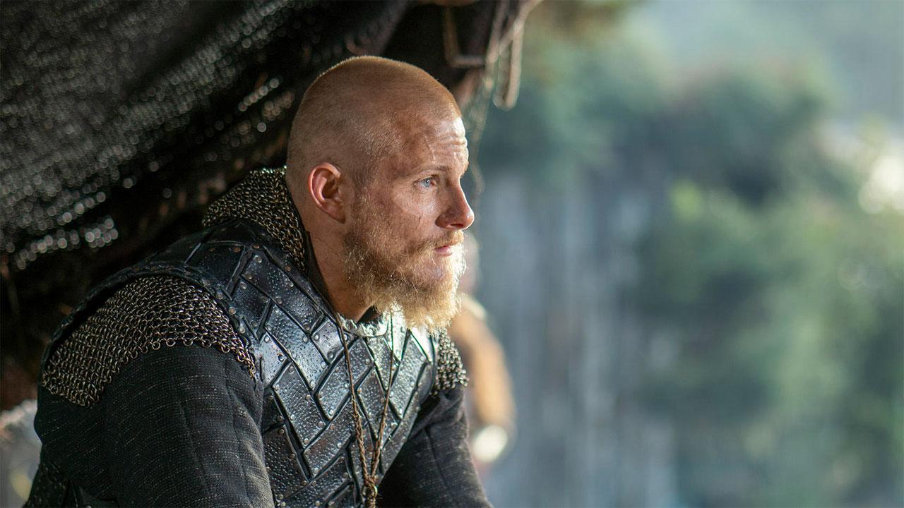 Alexander Ludwig en Vikings