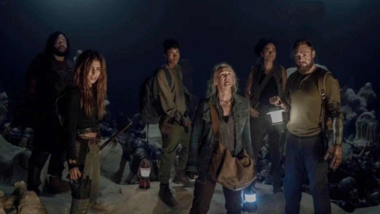 Resultado de imagen de Revelan primera escena del regreso de The Walking Dead