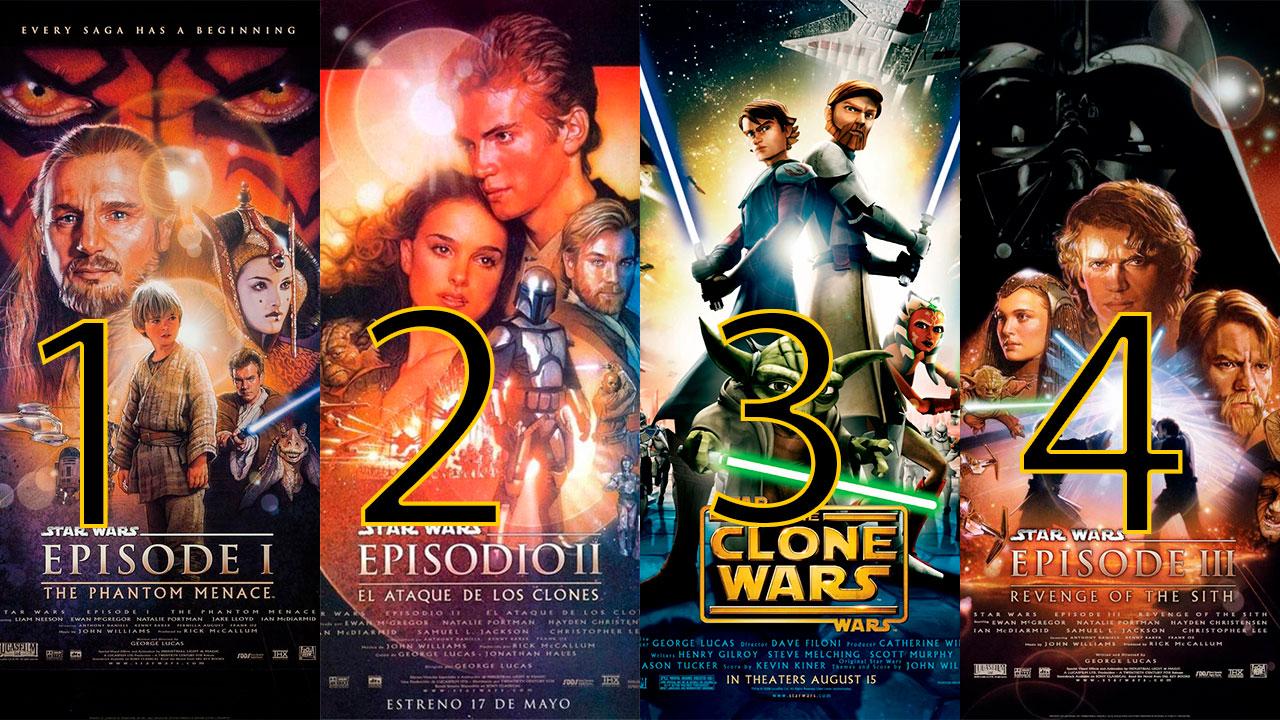 Cómo Ver En Orden Correcto En Disney Las Películas Y Series De Star Wars Incluida The Mandalorian Noticias De Cine Sensacine Com