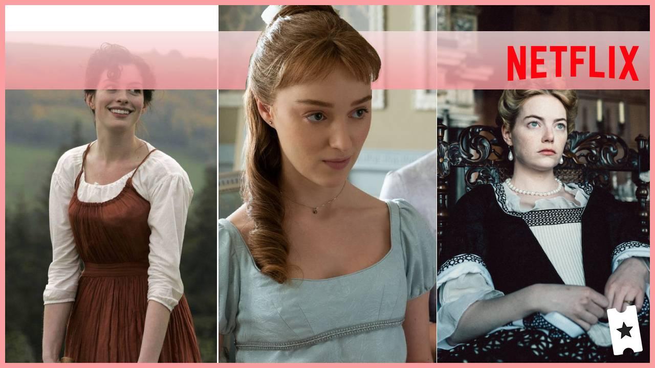 Los Bridgerton Netflix Y Otras 8 Películas Y Series De Tacitas Y Sombreros Con Las Que Te Sentirás Como Jane Austen Noticias De Cine Sensacine Com