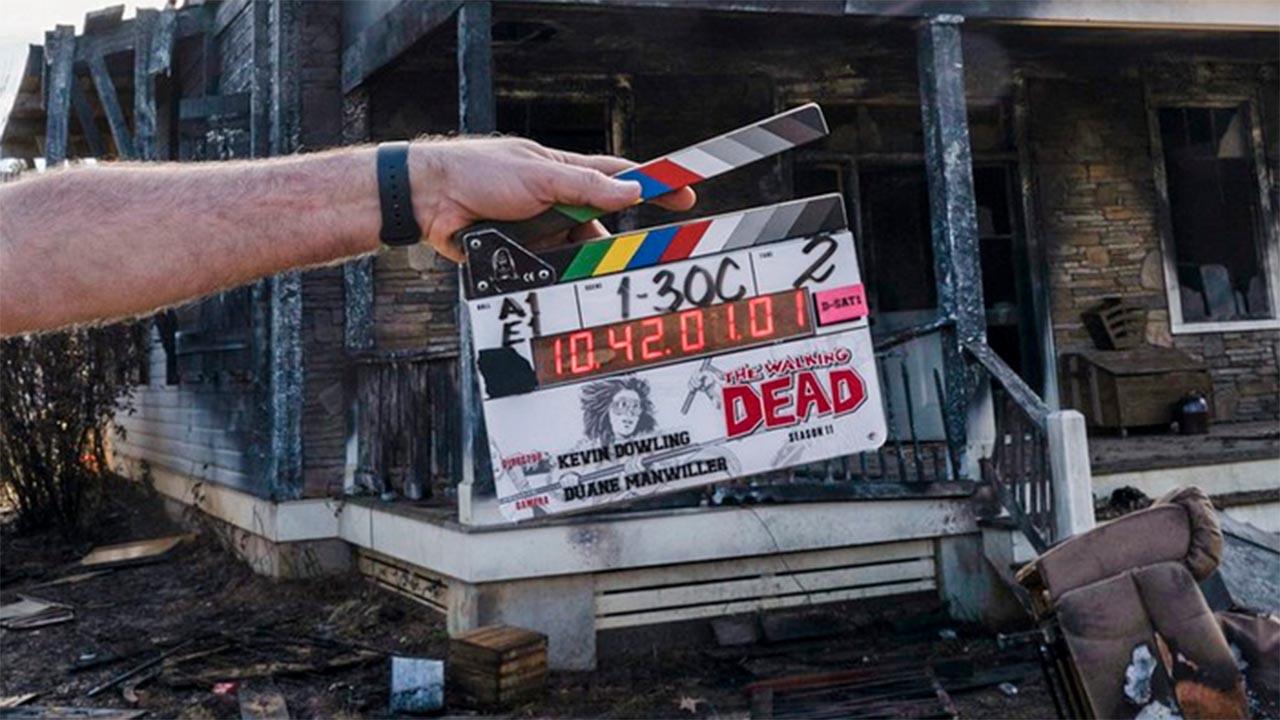 'The Walking Dead' comienza el rodaje de su última temporada