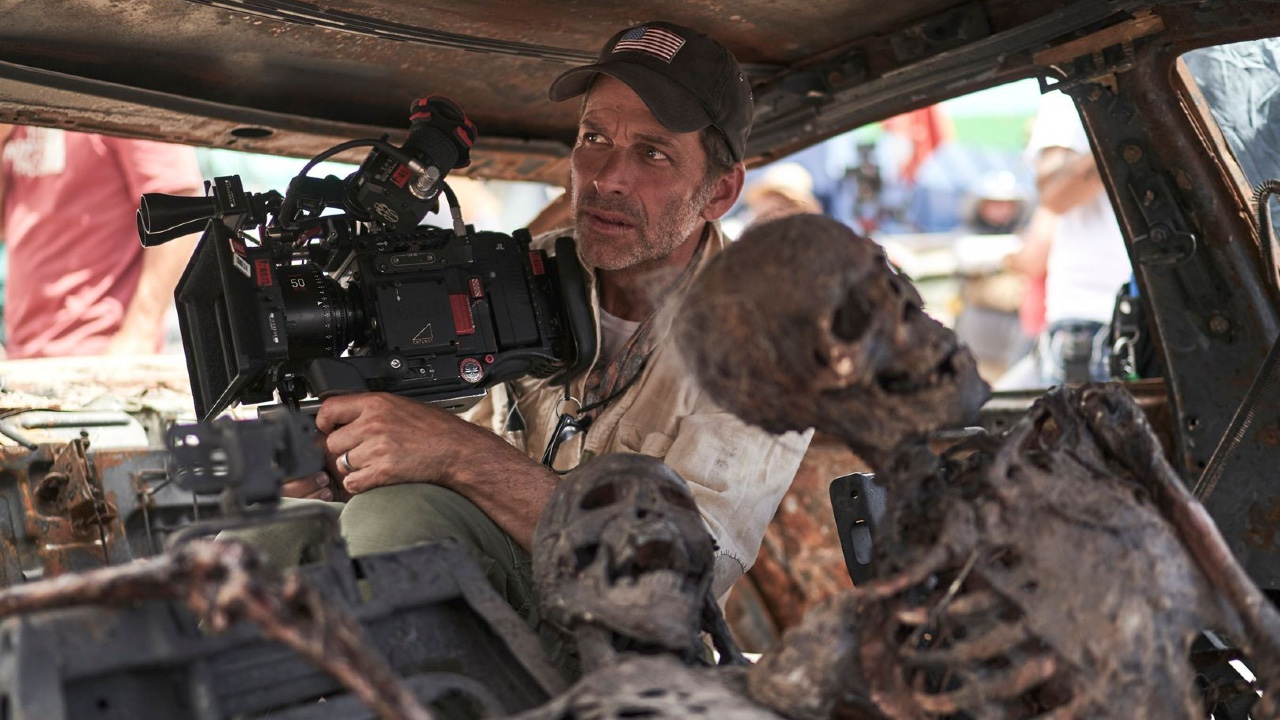 Zack Snyder aparece en 'Ejército de los muertos': Así es el accidentado cameo del director