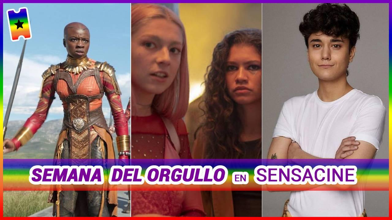 Los personajes LGTB de Marvel, las películas y series imprescindibles, la invisibilidad 'trans' en la pantallas... celebra con SensaCine la semana del Orgullo más cultural
