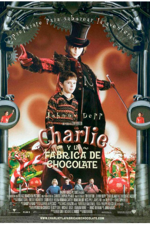 Charlie Y La Fabrica De Chocolate Pelicula 2005 Sensacine Com