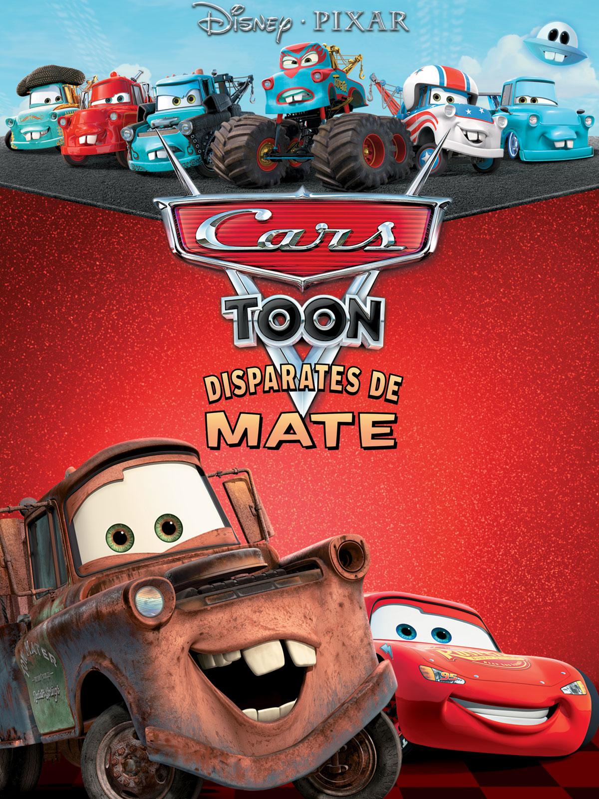Cars Toons (Los cuentos de Mate) - Serie 2008 - SensaCine.com