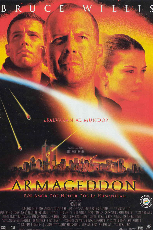 Armageddon Pelicula 1998 Sensacine Com