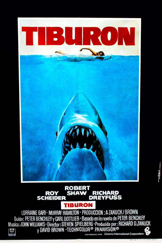 Resultado de imagen para pelicula tiburon