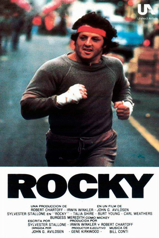 Rocky Pelicula 1976 Sensacine Com