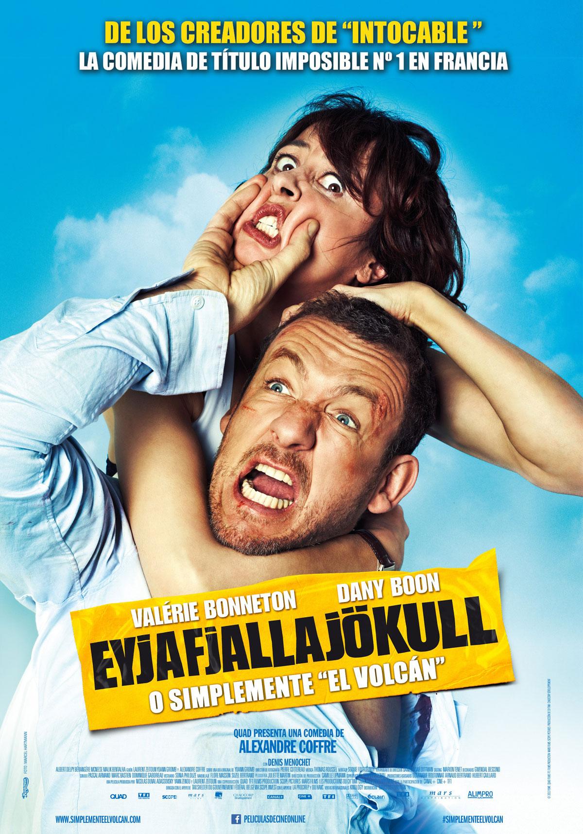 "Eyjafjallajökull (o simplemente ""el volcán"") - Película 2013 - SensaCine.com"