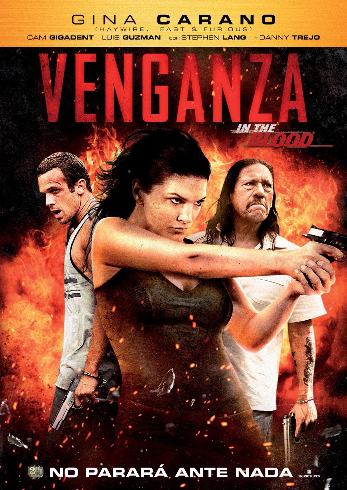 Banda Sonora Venganza In The Blood Sensacine Com