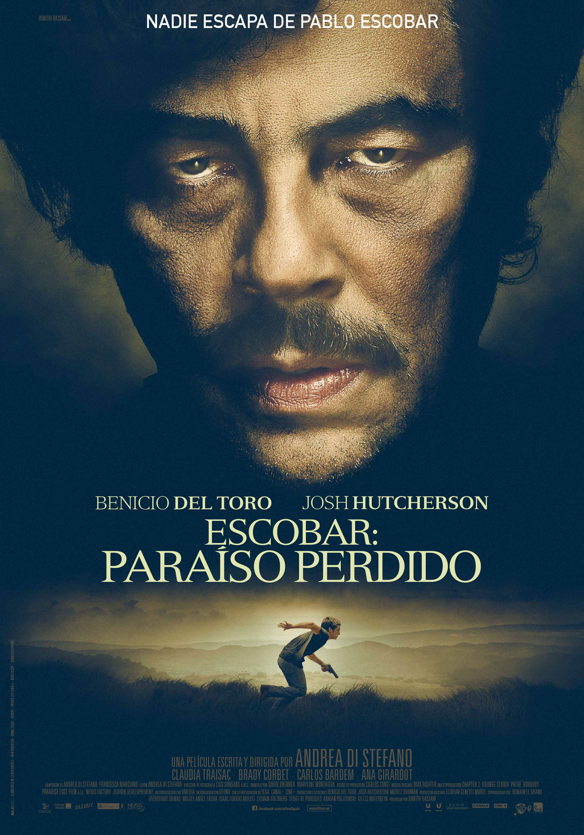 Escobar Paraíso Perdido Película 2014 Sensacine Com