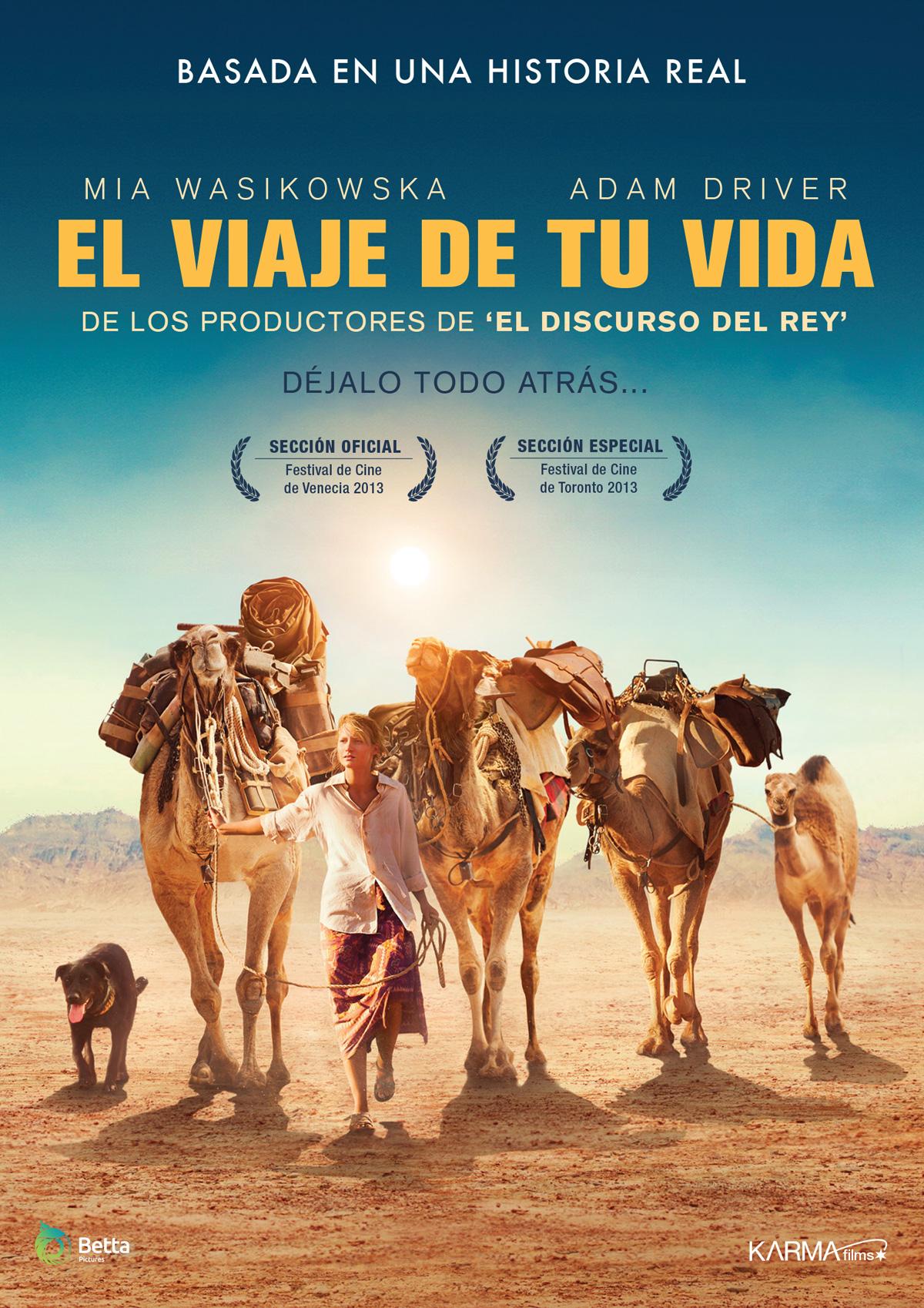 El Viaje De Tu Vida Película 2013 Sensacine Com