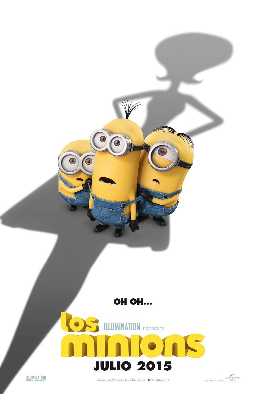 Los Minions Película 2015 Sensacine Com