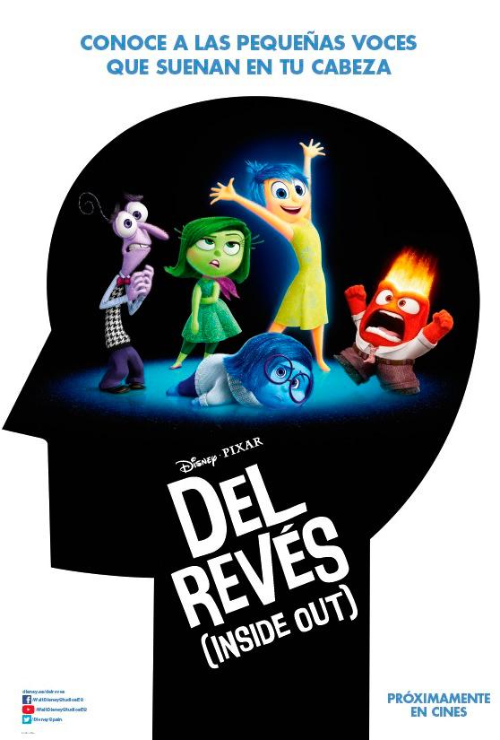 Del Reves Inside Out Pelicula 2015 Sensacine Com