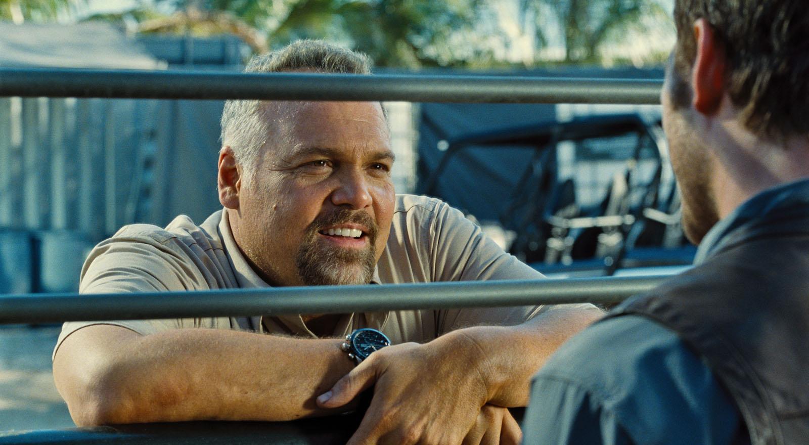 Vincent D'Onofrio en Jurassic World