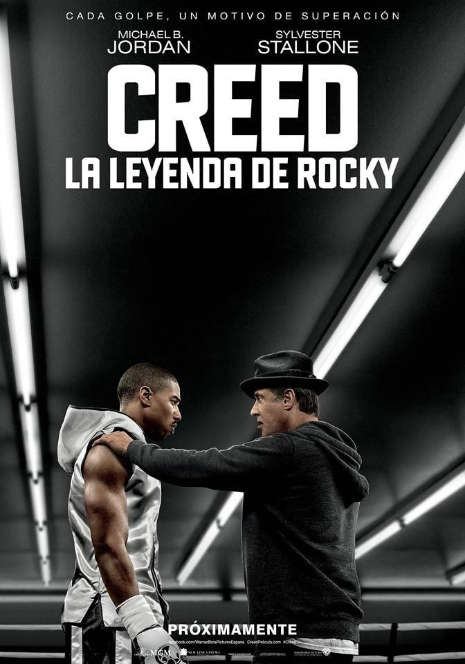 Creed La Leyenda De Rocky Película 2015 Sensacine Com
