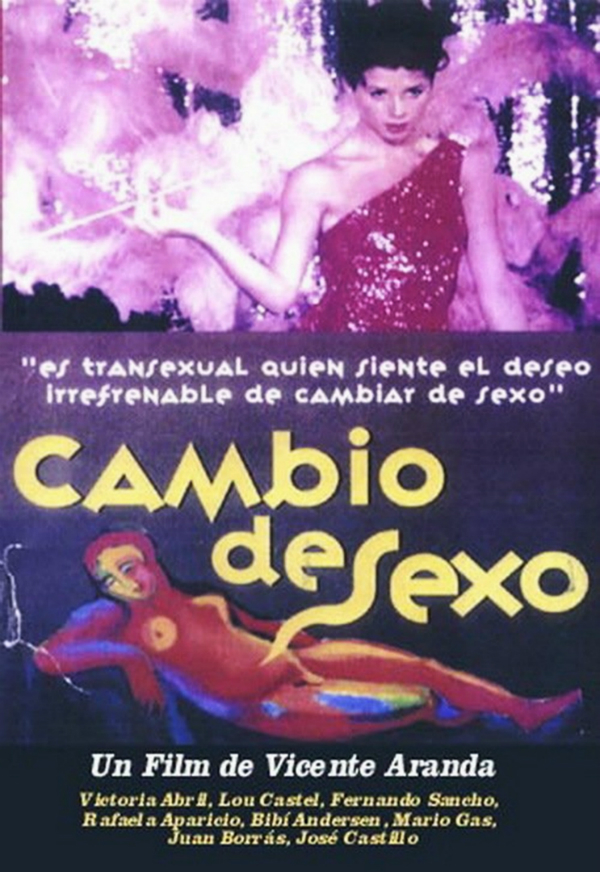 Image result for cambio de sexo vicente aranda
