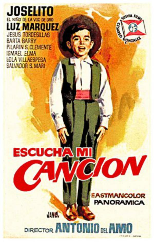 Escucha Mi Canción Película 1959 Sensacine Com