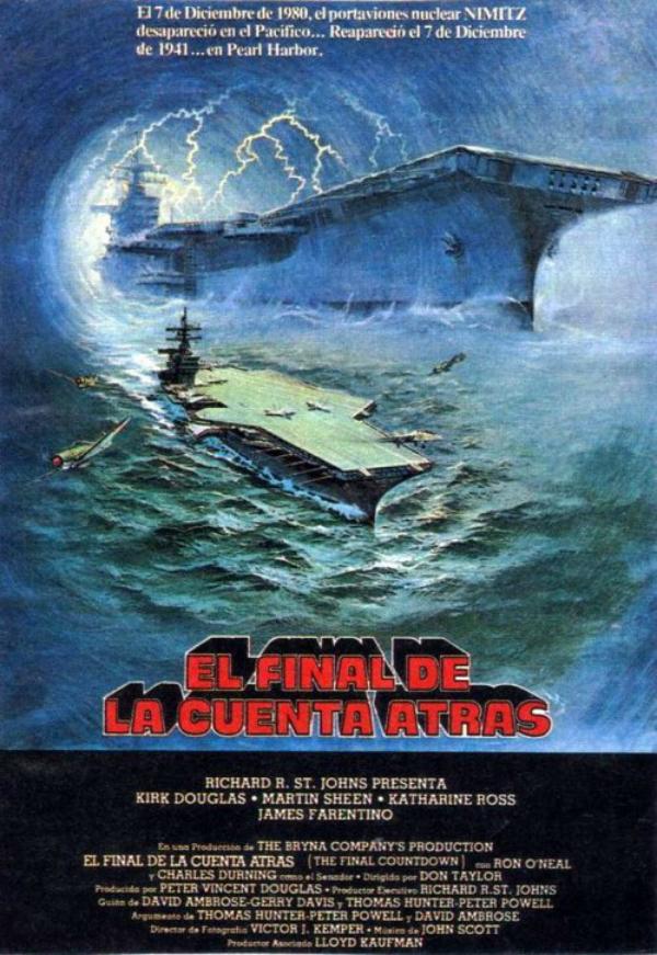 El final de la cuenta atrás - Película 1980 - SensaCine.com