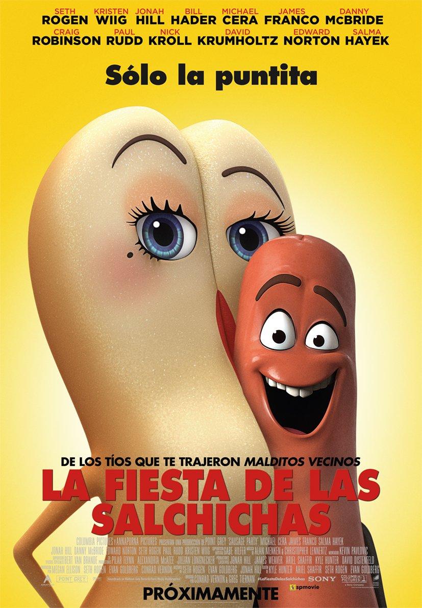 La Fiesta De Las Salchichas Pelicula 2016 Sensacine Com
